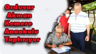 Orduvar Akman  Kemere Anaokulu Yaptırıyor