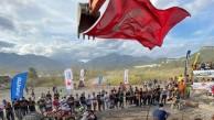 12. Sea To Sky Enduro Yarışları, Antalya'nın Kemer ilçesinde başladı