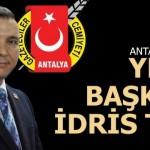 AGC başkanlığına İdris Taş seçildi