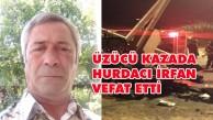 BELDİBİ jANDARMA KAVŞAĞINDA ÖLÜMLÜ TRAFİK KAZASI