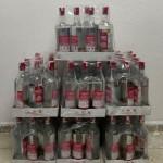 Kemer de  78 litre kaçak alkol yakalandı